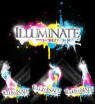 Illuminate PaintParty Concept by snaxnz
