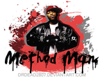 Method Man Vector by DrDead2807
