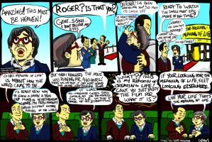 Farewell Siskel and Ebert by Cortezeye