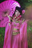 Chang An Huan Ye by TaisiaFlyagina