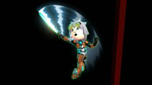 NWizard in Smash for Wii U by GWizard777