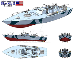 PT Boat-Basic Weaponry Profiles by Scryer117