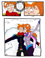 Ichihime: Snow Angels by RomaniaBlack