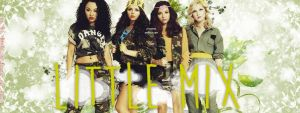 Little Mix Portada by Melchulittlegirl