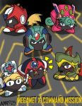Megamet X Command Mission by TheRedArtist