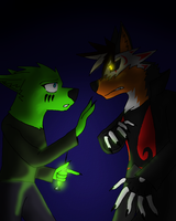 You're Not a Monster by WolfAsh