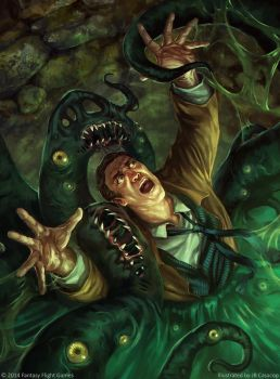 Call of Cthulhu - Cthuloid Spawn by jbcasacop