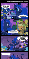 InDERPretations: Nightmare Karaoke by UniverTaz