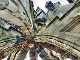 Wallace Monument, Stirling - Scotland by heresjohnny999