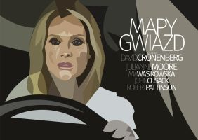 MAPS OF THE STARS POSTER by pawjanka