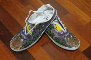 my mom's shoes by giadina96