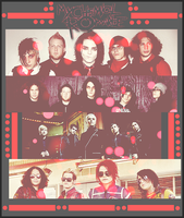 My Chemical Romance Ages by UraTHRenge