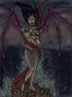 Succubus by MyBeloved