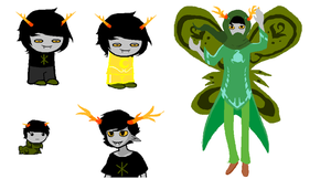 Fan Troll Citnus Marank by RemiliaSweetheart