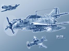 SF-228 by TheXHS