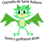 My Very Special Sonic OC... DESU by Haters-Gonna-Hate-Me