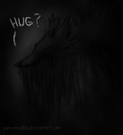 hug? by pine-needles