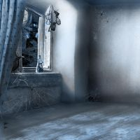 premade background alongs comes the spider by H-stock
