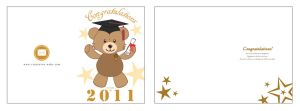 Graduation Card by wflead