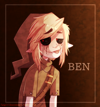 BEN Drowned by AnInnocentDemon