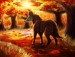 Autumn Leaves by windwolf55x5