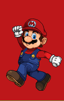 Super Mario by Damian2841