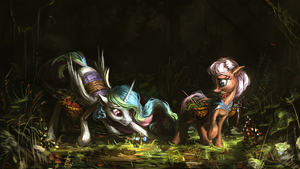 Exchange for Sunlight by AssasinMonkey