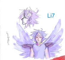 Sketch: Lucybel by UltraLiThematic