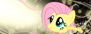 Fluttershy sig by Tempest-Arts