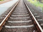 stock image 02  train tracks by M10tje