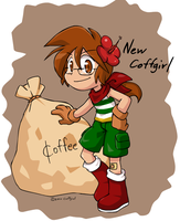 New Coffgirl by Coffgirl