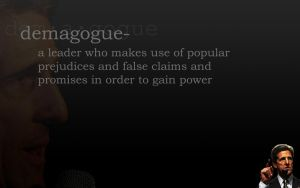 Demagogue by McMike