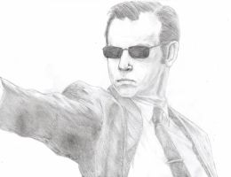 Agent Smith by Tbopi