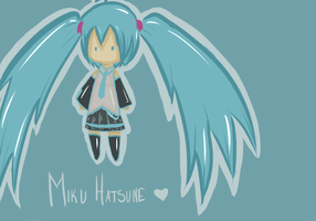 Shiny Miku Sticker by lp-slash-queen
