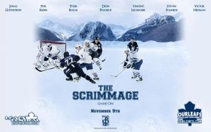 The Scrimmage by bbboz
