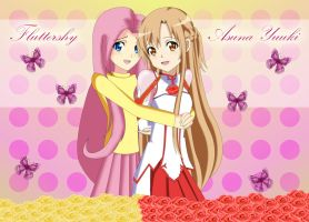 .: SAO + MLP : Love and Kindness :. by Sincity2100