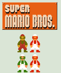 Super Mario Bros by Stuart1001