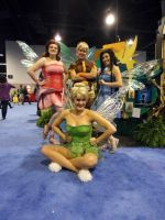 Disney Fairies Cosplay Group by Chingrish