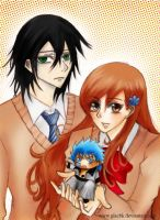 Ulquihime: GRIMMI XD by giacbk