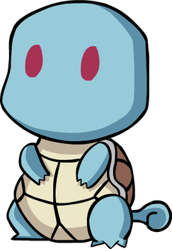 Squirtle by Dragon-Haunter