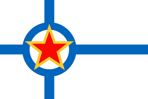 Socialist Republic of Finland by zmijugaloma