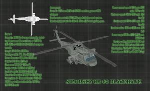 UH-60 Blackhawk Factsheet by 171Scorpia