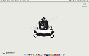 Desktop by 8S9