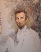Lincoln - WIP-5 by PaulTajsl