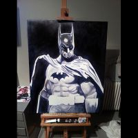 Batman - WIP1 by Nis-Staack