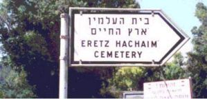 cemetery named life land by BadgeRizzle