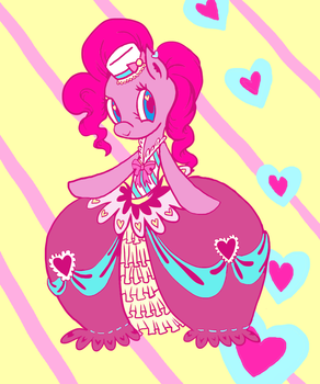 Pinkie Pie by Salliii