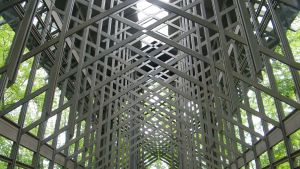 Thorncrown Chapel 2 by wolf74145
