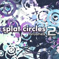 splat circles brushes 2 by rce-ordinary