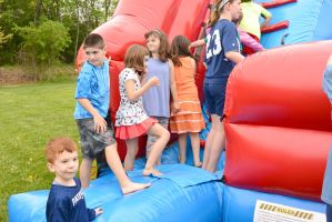Medway Founder's Day Fun, Bouncy Excitement 6 by Miss-Tbones